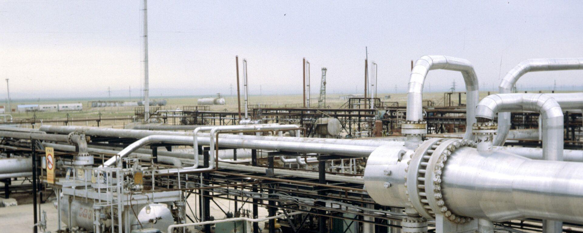 УДП «Шуртанский газо-химический комплекс»  - Sputnik Узбекистан, 1920, 30.09.2021