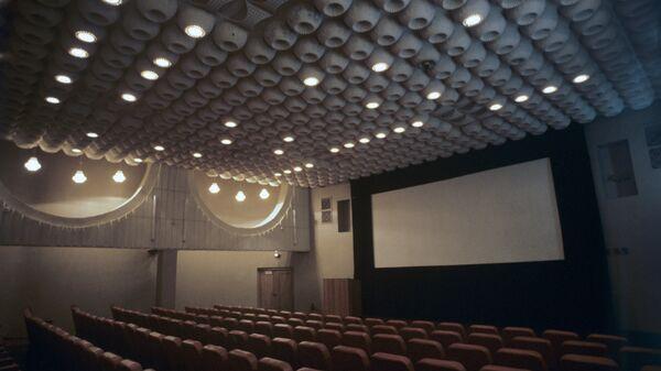 Зрительный зал в ташкентском Доме кино - Sputnik Узбекистан
