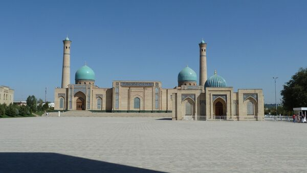 Ташкент. Узбекистан - Sputnik Узбекистан