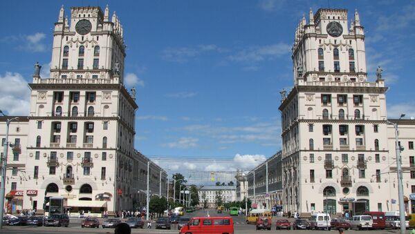 Minsk. Belorussiya - Sputnik Oʻzbekiston