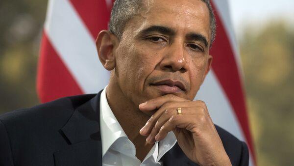 Barak Obama - Sputnik Oʻzbekiston