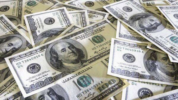 Денежные купюры: доллары США - Sputnik Узбекистан