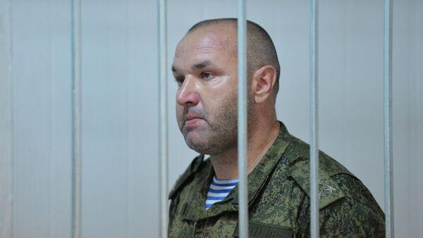 Задержан начальник 242-го учебного центра ВДВ полковник Олег Пономарев - Sputnik Узбекистан