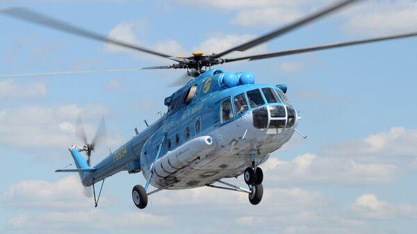 Vertolet Mi-8 - Sputnik Oʻzbekiston