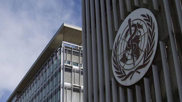 Всемирная организация здравоохранения (ВОЗ) - Sputnik Ўзбекистон