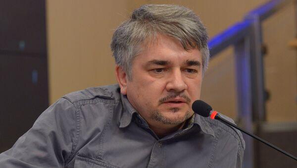 Rostislav Ishchenko - Sputnik Oʻzbekiston