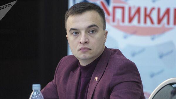 Дмитрий Беляков - Sputnik Ўзбекистон