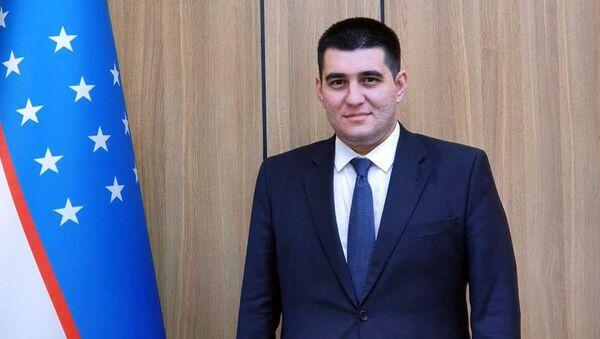 Первый заместитель министра народного образования Усман Шарифходжаев - Sputnik Узбекистан
