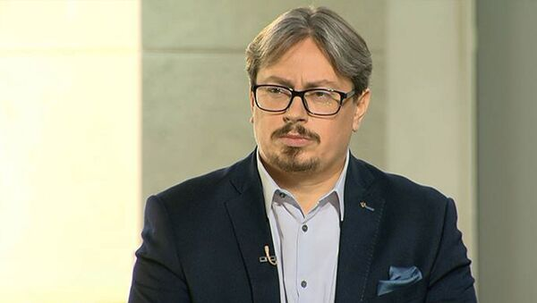Михаил Тюренков - Sputnik Узбекистан