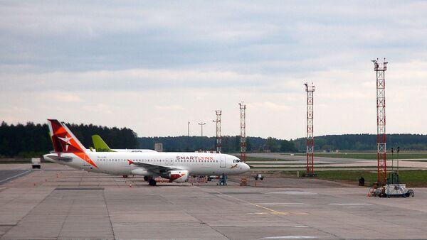 Airbus A320-200 авиакомпании SmartLynx Airlines - Sputnik Узбекистан