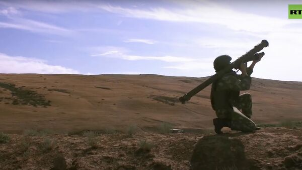 V rossiyskix voyskax proxodit vnezapnaya proverka boyegotovnosti — video - Sputnik Oʻzbekiston