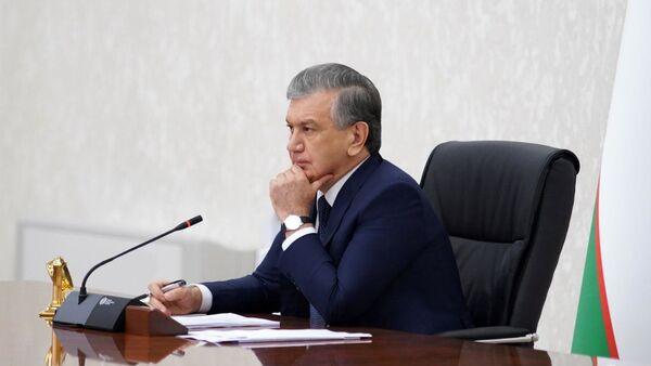 Shavkat Mirziyoyev - Sputnik Oʻzbekiston