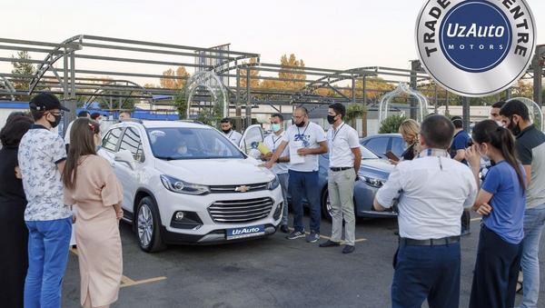 UzAuto Motors открывает рынок подержанных автомобилей - Sputnik Узбекистан