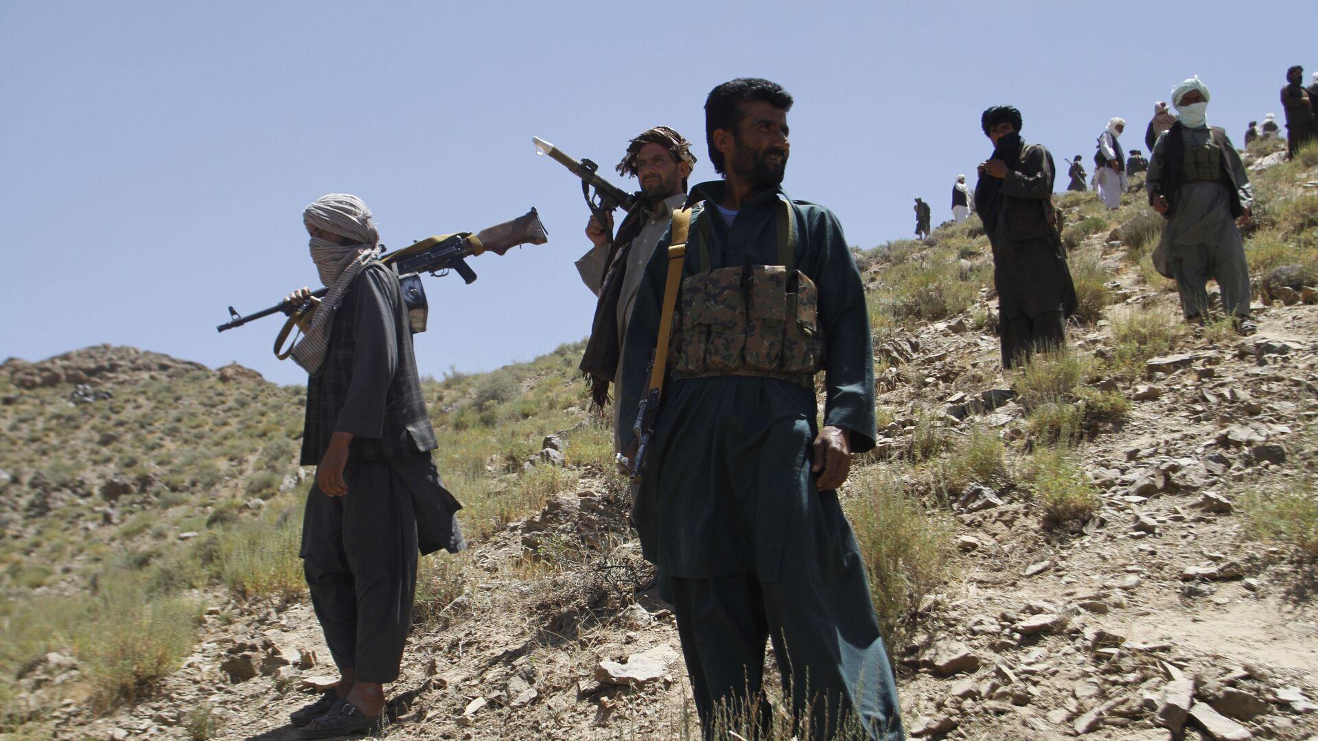 Боевики движения Талибан* - Sputnik Узбекистан, 1920, 25.06.2021