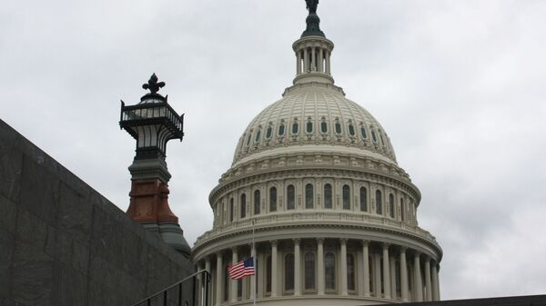 Ротонда Капитолия в Вашингтоне, - Sputnik Узбекистан