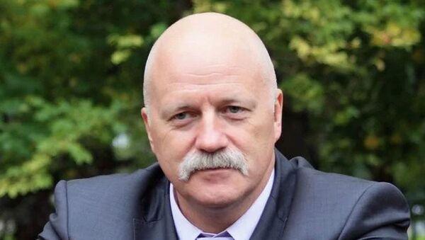 Аналитик группы компаний Финам Алексей Коренев - Sputnik Узбекистан