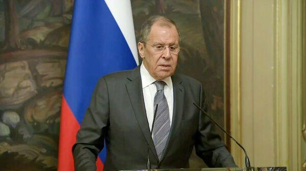 Lavrov raskritikoval popыtki Zapada rassorit islamskiye stranы - Sputnik Oʻzbekiston