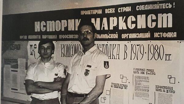 Как оперотряд МГУ помогал наводить порядок в олимпийской Москве - Sputnik Узбекистан