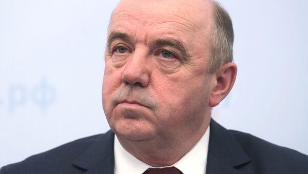 Министр  Евразийской экономической комиссии Виктор Назаренко - Sputnik Узбекистан