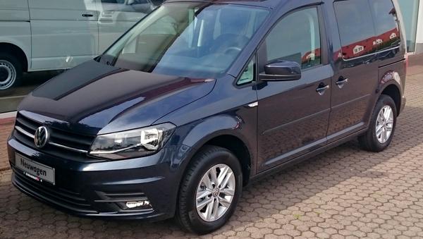 Volkswagen Caddy - Sputnik Oʻzbekiston