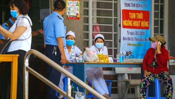 Российские туристы вынуждены продлить пребывание во Вьетнаме в связи с коронавирусом - Sputnik Ўзбекистон