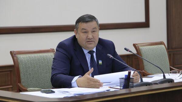 Вице-премьер Узбекистана Уктам Барноев - Sputnik Ўзбекистон