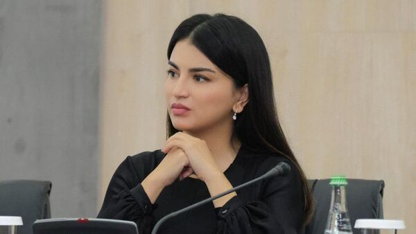 Саида Мирзиёева - Sputnik Узбекистан