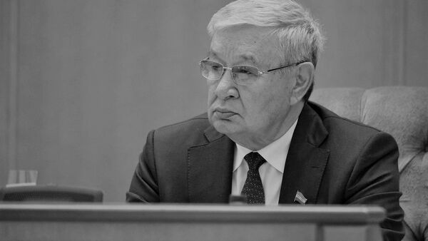 Председатель Высшего Кенгеша Республики Каракалпакстан Муса Ерниязов - Sputnik Ўзбекистон