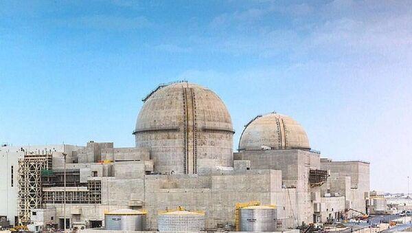 ОАЭ запустили первую в арабском мире атомную станцию - Sputnik Узбекистан