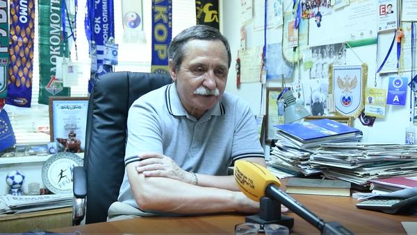 Спортивный журналист Тимур Низаев - Sputnik Узбекистан