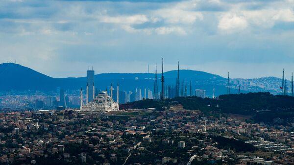 Города мира. Стамбул - Sputnik Узбекистан