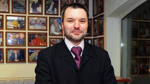 Директор Института современного государственного развития Дмитрий Солонников - Sputnik Узбекистан