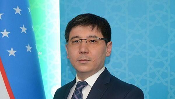 Абат Азатович Файзуллаев - посол Узбекистана в Австрии - Sputnik Узбекистан
