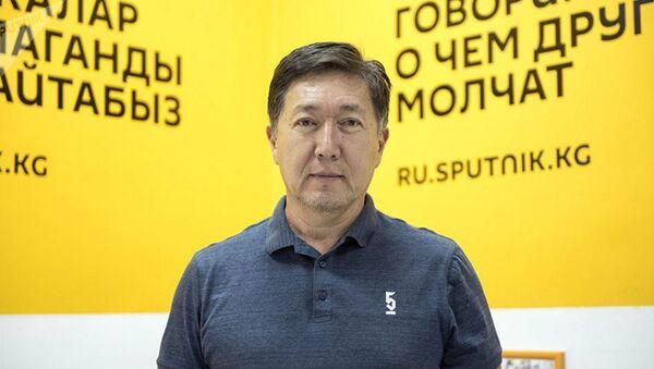 Зуфар Хакимходжаев - Sputnik Ўзбекистон
