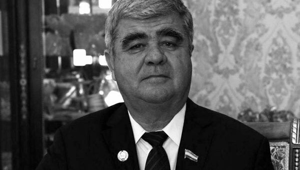 Тохир Бахронов - Sputnik Узбекистан