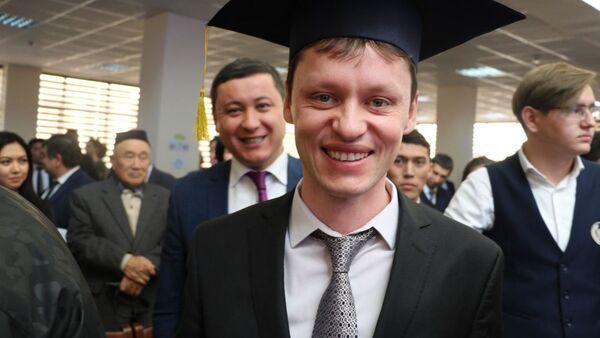 Амир Абидов - Sputnik Узбекистан