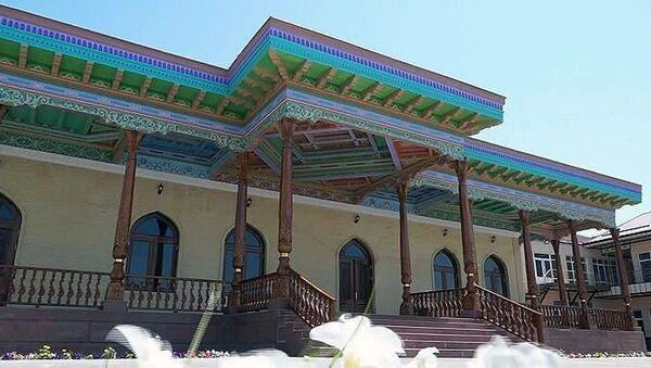 В Риштане построен Дом узбекско-таджикской дружбы - Sputnik Узбекистан
