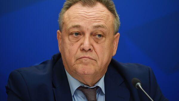 Юрий Барзыкин  - Sputnik Узбекистан