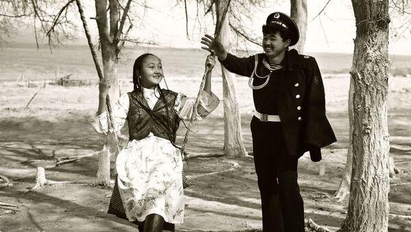 Кадр из фильма Селкинчек режиссера Актан Арым Кубат (Кыргызстан) - Sputnik Узбекистан