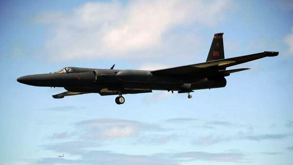Amerikanskiy vыsotnыy samolet-razvedchik Lockheed U-2 - Sputnik Oʻzbekiston