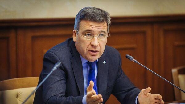 Президент Ассоциации малоформатной торговли Владлен Максимов - Sputnik Узбекистан