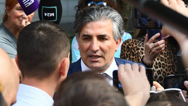 Заседание суда по делу М. Ефремова - Sputnik Узбекистан