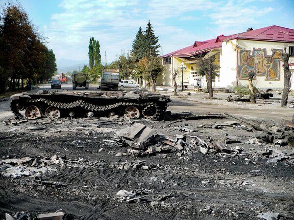Танк Баранкевича. - Sputnik Узбекистан