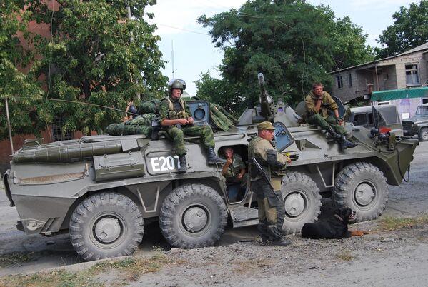 Российские войска. - Sputnik Узбекистан