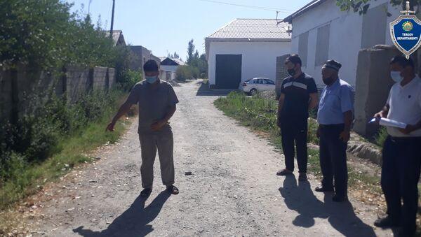 В Самаркандской области мужчина избил до смерти односельчанина из-за SMS - Sputnik Узбекистан