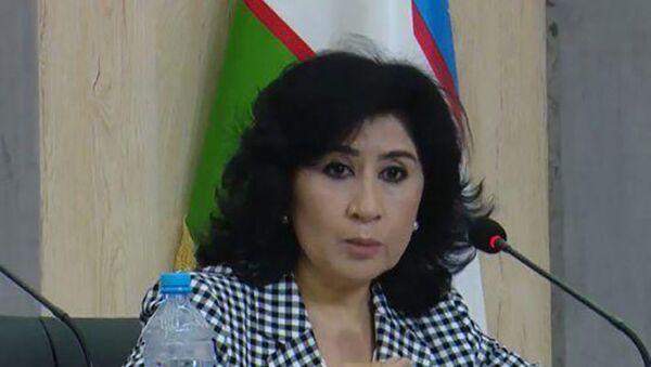Сотрудник специальной республиканской комиссии Феруза Хамробоева - Sputnik Узбекистан