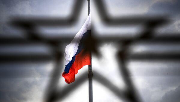 Флаг России - Sputnik Ўзбекистон