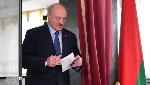 Президент Беларуси Александр Лукашенко - Sputnik Узбекистан