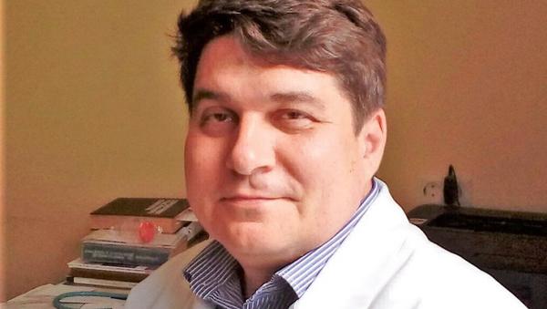 Аллерголог-иммунолог Владимир Болибок  - Sputnik Ўзбекистон