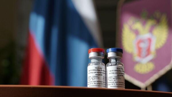 Первая в мире вакцина от коронавируса - Sputnik Ўзбекистон